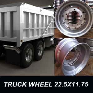 Steel Wheel 22.5X11.75 pictures & photos