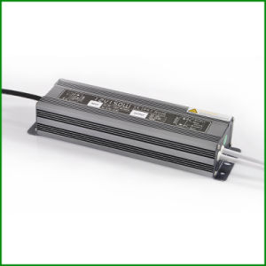 Outdoor IP67 Waterproof 12V 150W DC LED Power Transformer with Ce RoHS pictures & photos