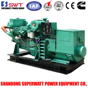100kw-1500kw Cummins Marine Genset/Generating Set/Generator with CCS Authentication