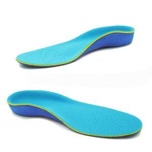 6a24b1c7f2 China Deep Heel Cup Orthotic Insoles for Flat Foot Arch Support ...