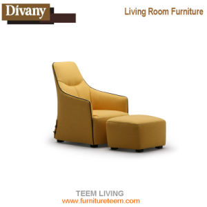 Replica Livingroom Wood Sofa Chair for Office pictures & photos