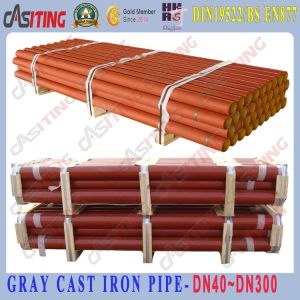 BS EN877 Gray Cast Iron Pipes