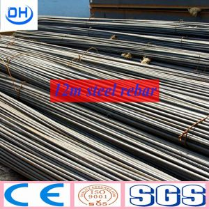 BS4449 500b 12mm Steel Rebar Made in China Tangshan pictures & photos