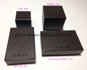 High Quality Set Jewellery Packaging Box pictures & photos