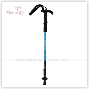 T Shape Grip Aluminum Walking Stick pictures & photos