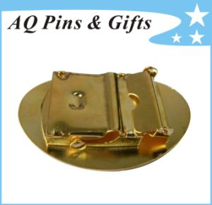 Hot Sell Brass Personalized Belt Buckle with Different Style (belt buckle-004) pictures & photos