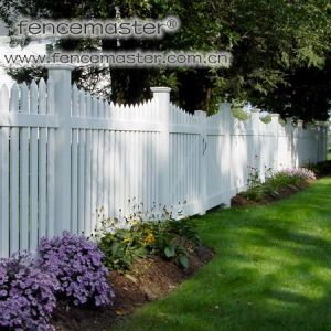 100% Virgin Vinyl Garden Fence pictures & photos