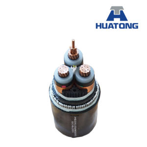 3 Core 25mm2 XLPE Insulated and PVC Sheathed Cable pictures & photos