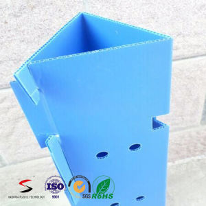 Recyclable Plastic Tree Guard Sheet pictures & photos