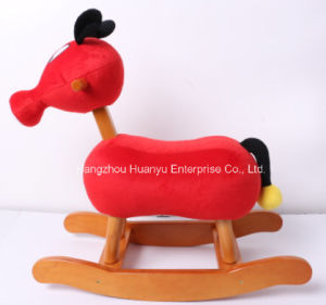 New Design Factory Supply Rocking Animal-Wooden Donkey Rocker pictures & photos