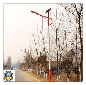 Factory Price 4m 20W LED Solar Street Light