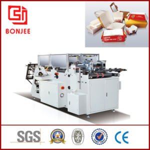 New Disposable Food Paper Box Making Machine (BJ-B)