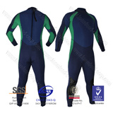Full Neoprene Surfing Wetsuit, Top Grade Quality Wetsuit, Diving Wet Suit, 3mm Neoprene Surf Suit, Neoprene Sportswear pictures & photos