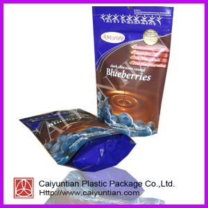 Stand up Food Packaging Bag with Zipper (CYT)