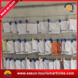 Disposable Airline Non Woven Towel in a Tray pictures & photos