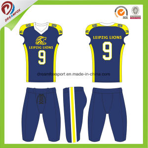 low priced 3ad2b 4db7c Wholesale Youth Football Team Wear Sublimated Custom Shirt American  Football Uniforms