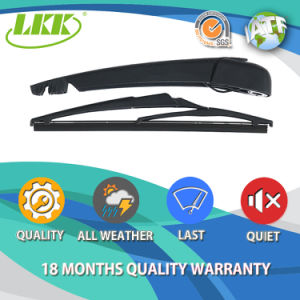 Rear Wiper Arm, Wiper Blade for Renault Megane II (PL24-13)