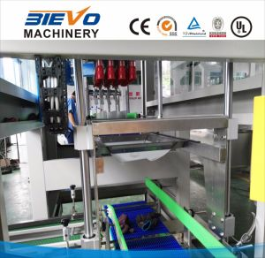 Carton Packaging Machine for Juice Beverage Bottle pictures & photos