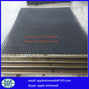 Steel Wire Mesh-Pre-Crimped Wire Mesh pictures & photos