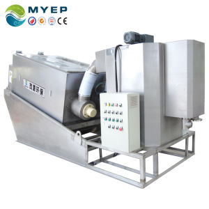 Winery Wastewater Automatic Solid Liquid Separator