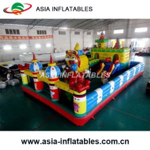Palm Tree Theme Inflatable Jumping Bouncer pictures & photos