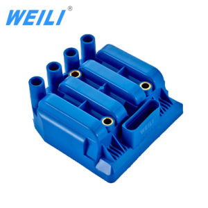 Weili High Performance Ignition Coil 00-06 for VW Jetta Golf Beetle 2 0L L4  06A905097 652301