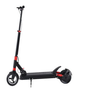 Adult Walking Two-Wheel Folding Electric Youth Scooter Two-Wheel Single Pedal