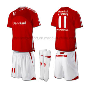 2b2aae1d944 Wholesale Sportswear Custom Football Shirt Dye Sublimation Polyester Soccer  Jersey