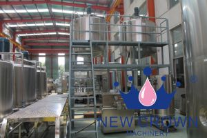 2018 Hot Sale! Complete Juice Processing Line