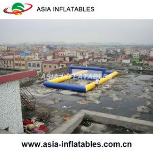 Inflatable Water Volleyball Court, Inflatable Volleyball Pitch, Inflatable Volleyball Field pictures & photos