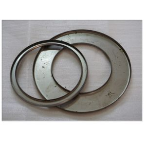 Chipper Rotor Stamping Parts Flat Spring Clip pictures & photos