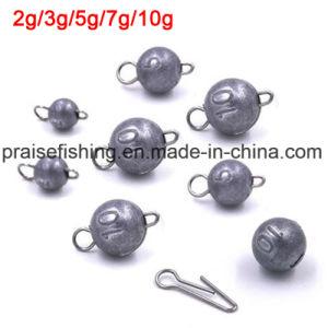 Crank Hook Weight Jig Head Lead Quick Release Connector Drop Shot Bullet  Sinker