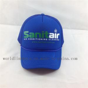 1b51e5d6 China Custom Work 5 Panel Plain Trucker Cap with Print Logo and ...