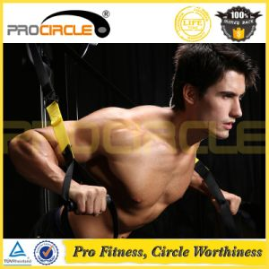 Procircle Exercise Straps Fitness Flexible Suspension Trainer pictures & photos