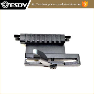 Tactical Ak47 Side Plate Double Scope Mount pictures & photos