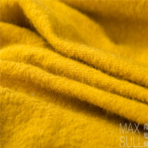 Nine Kinds of Colours of Wool /Nylon Fabric in Yellow