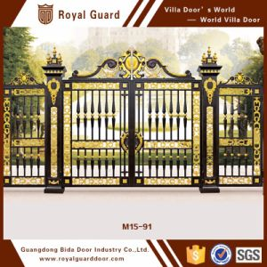 China Factory Directly Sale Luxury Front Gate Sliding Gate Design