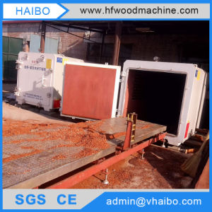 Small Wood Dryer Machine for Timber/Lumber