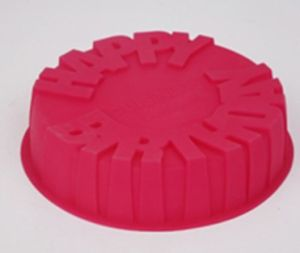 Beautiful Cake Silicone Mould pictures & photos