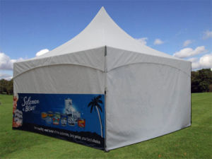 Outdoor 5*5m Pagoda Pop-up Tent pictures & photos