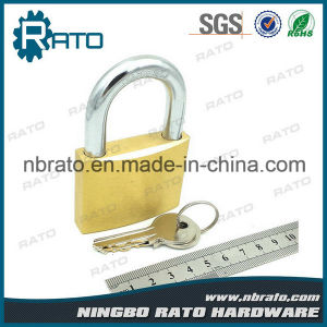 Key Alike Security Solid Brass Padlock for Promotion