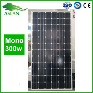 Competitive Price Solar Plate Mono 300W pictures & photos