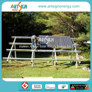Ground Mount PV Brackets Racking Mounting Systems for Solar Panels pictures & photos