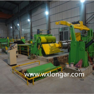 Silicon Coil Sheet Slitting Line Machines pictures & photos