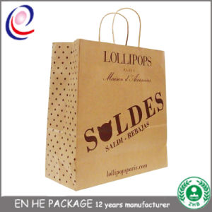 Good Price Food Paper Bag, Custom Paper Bag for Gift