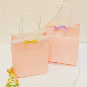 Hot Sell Small Quantity Paper Bag with Good Service