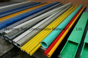 Fiberglass Pultruded Profile, Fiberglass Tubes, Angles, GRP/Glassfiber Tubes. pictures & photos