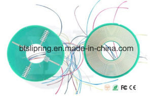 Thin and Light PCB Pancake Slip Ring Anti-Vibration with ISO/Ce/FCC/RoHS, pictures & photos