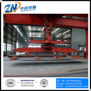 China Rectangular Electro Lifting Magnet for Lifting Steel Plate MW22-20040L/1 pictures & photos