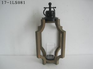 Wooden Lantern for Home Decoration and Gifts